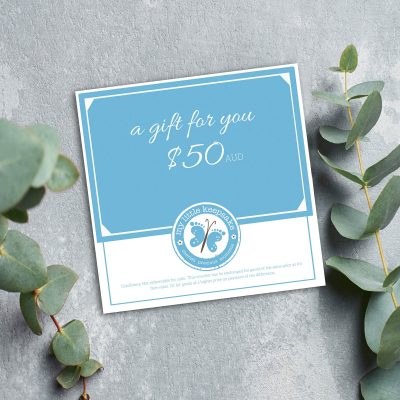 $50 AUD gift card a gift for you