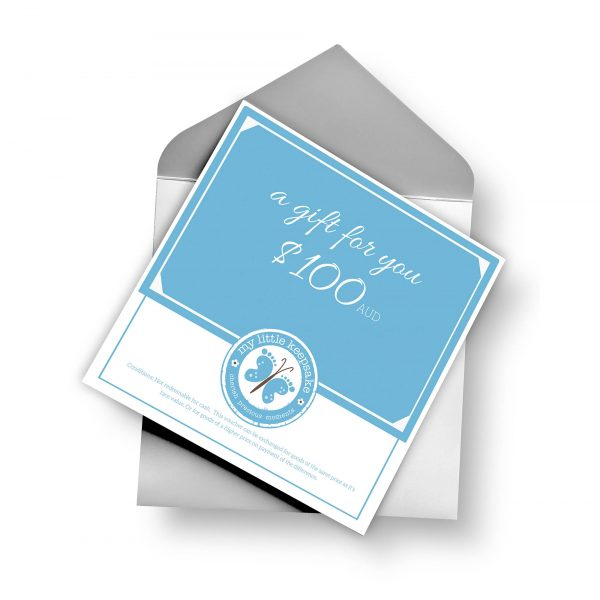 $100 AUD gift card a gift for you