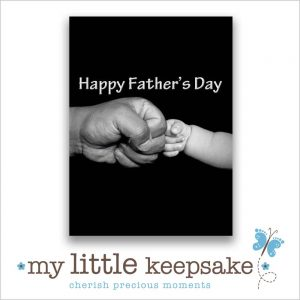 Fathers day quote poem hands