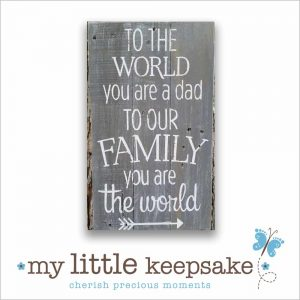 Fathers day beautiful quote family