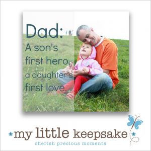 Father's Day quote poem image idea