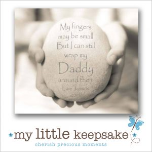 Beautiful fathers day quote image gift idea