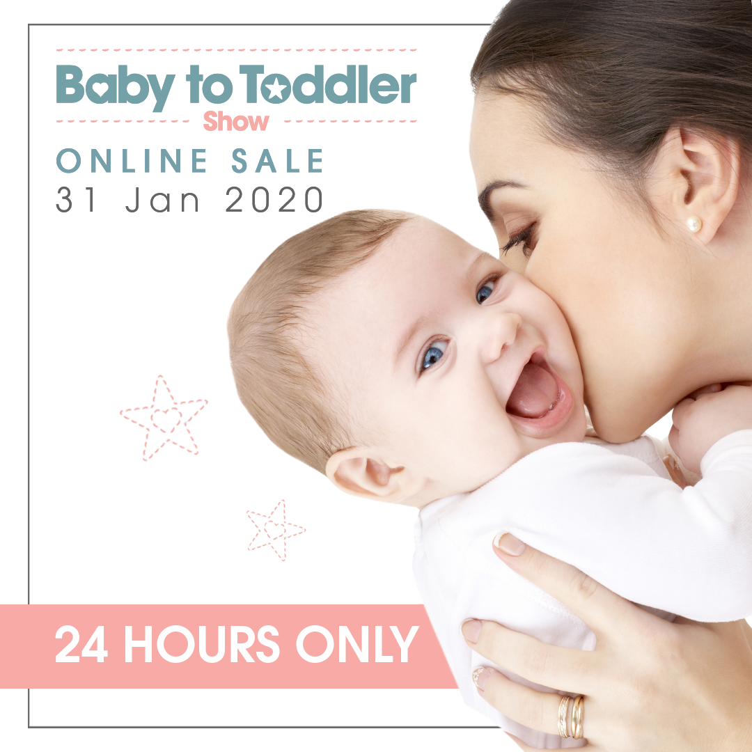 Baby to Toddler Exclusive January Sale